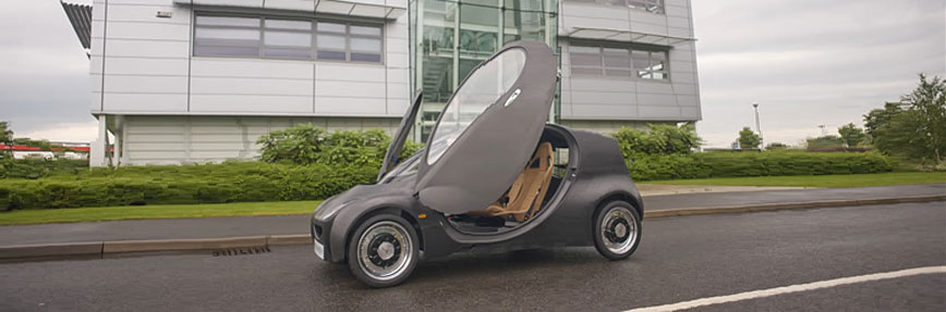 Hydrogen Hopes: New Concept Car Unveiled