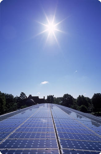 Extra solar panels in Spain driving down prices