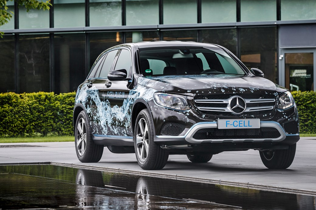 Mercedes announces all-electric car and plug-in hybrid hydrogen fuel cell for production
