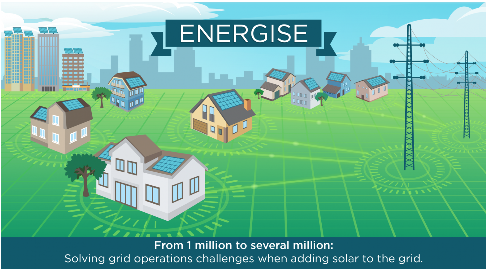 Energy Department Announces up to $30 Million for Projects to Integrate Solar into the Nation's Electric Grid
