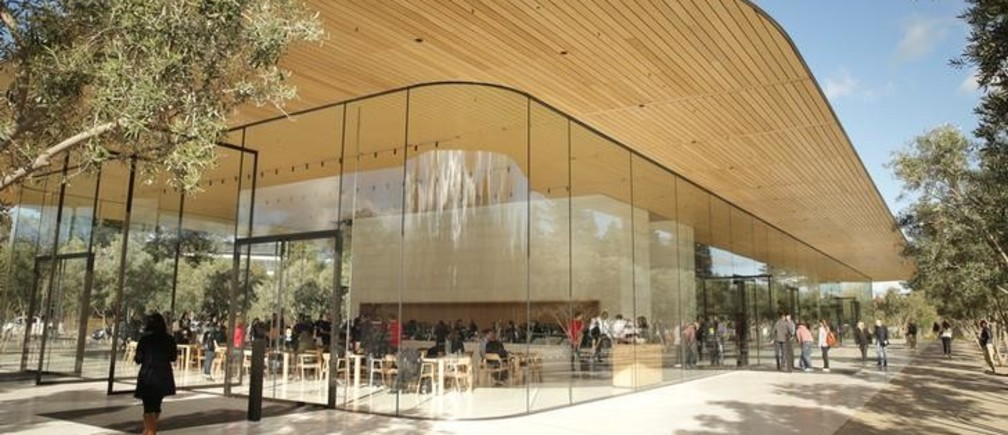 Apple is now 100% powered by renewable energy